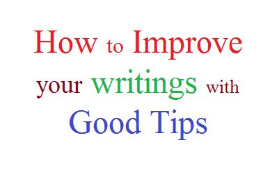 Essay Tips: 5 Ways to Improve Your Essay Scores - AP